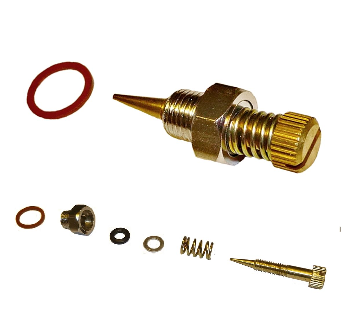 Carb Needle Mixture Screw Valve Kit For Briggs And Stratton Hp To Hp Engines Part No S P