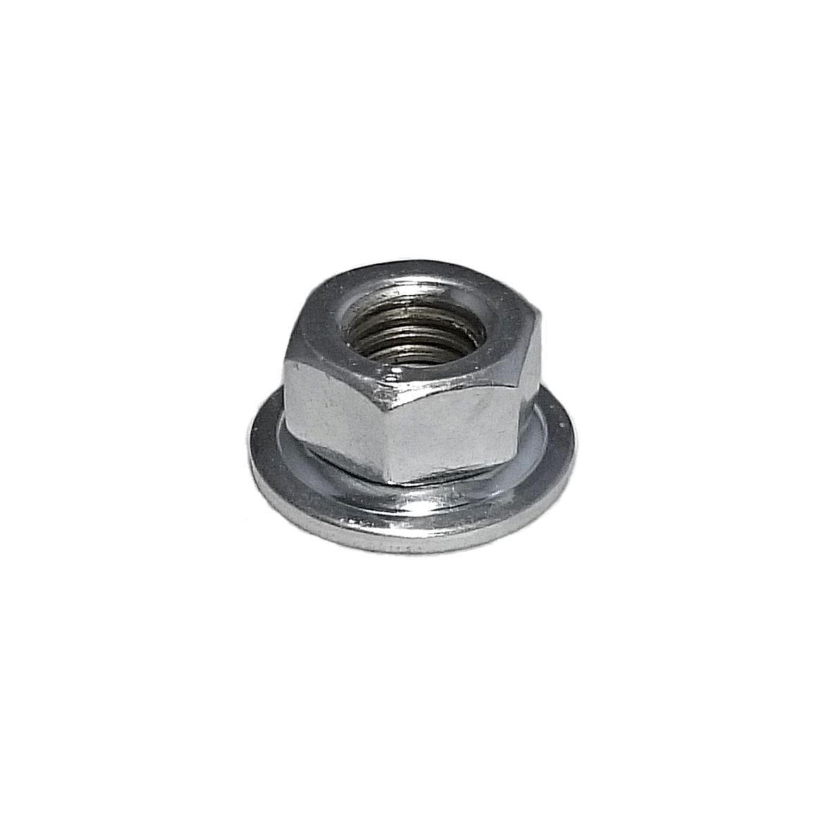 Blade Nut, Kawasaki KBL23A, KBH26A, KBL26A, KBH27A, KBL27A Trimmer, Brush  Cutter Part 92210-2053, Left Hand Thread