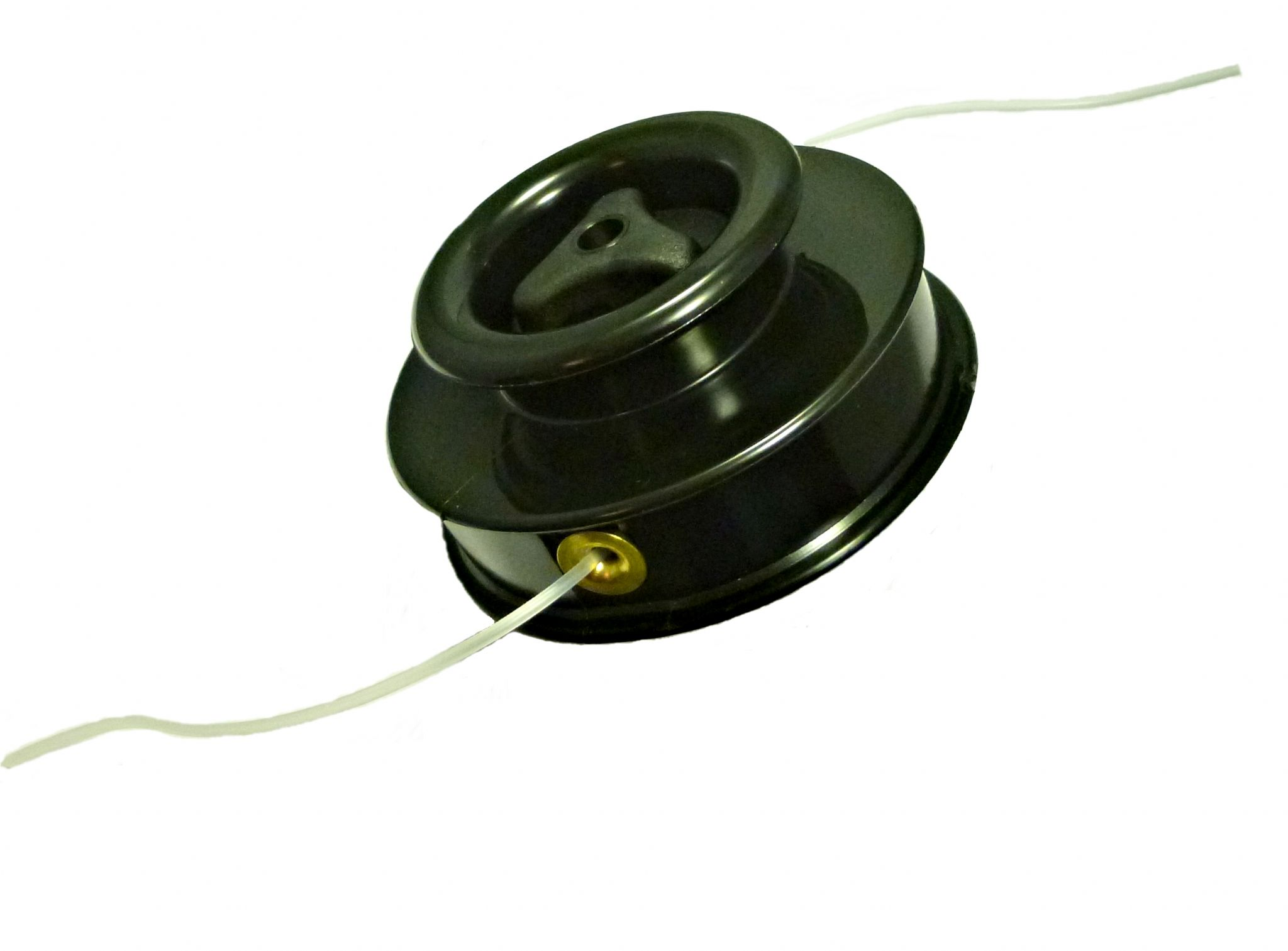 Manual Feed Trimmer Head Kawasaki KBH34A KBL34A Brush Cutter Part with  2.4mm Trimmer Line Included