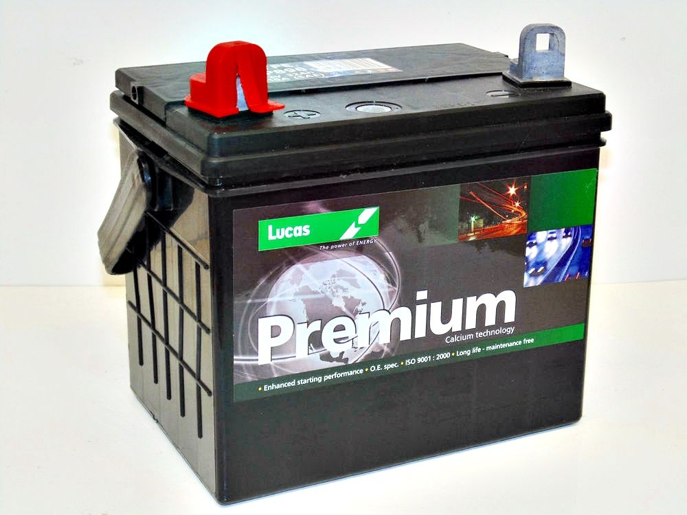 Yanmar Tractor Battery : Westwood t ride on tractor mower battery part