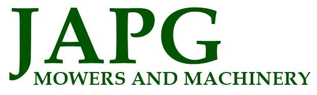 JAPG mowers and machinery logo